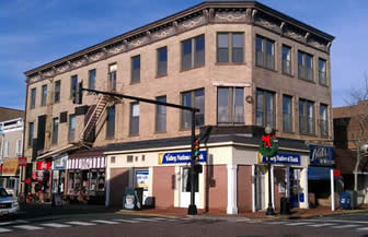 Red Bank Mixed Use Building